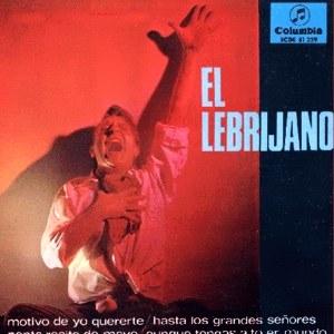 Lebrijano, El - ColumbiaSCGE 81239