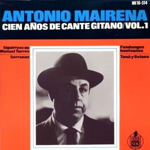 Mairena, Antonio - HispavoxHH 16-514