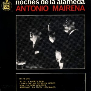 Mairena, Antonio - HispavoxHH 16-395