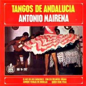 Mairena, Antonio - HispavoxHH 16-397