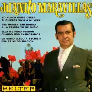 Maravillas, Juanito - Belter52.354
