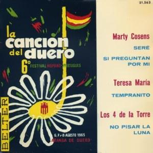 Varios - Pop Español 60' - Belter51.563