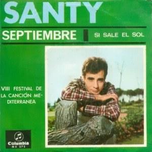 Santy - ColumbiaME 275