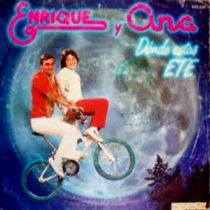 Enrique Y Ana - Hispavox445 030