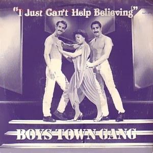 Boys Town Gang - Hispavox445 075