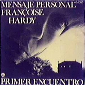 Hardy, Françoise - Hispavox45-1053