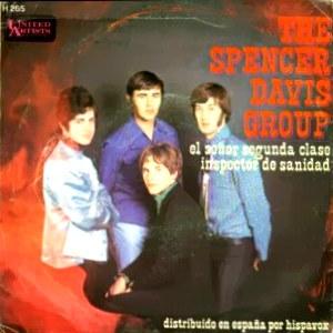 Spencer Davis Group, The - HispavoxH 265