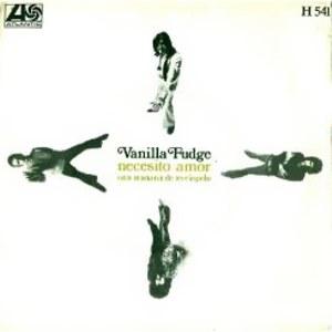 Vanilla Fudge - HispavoxH 541