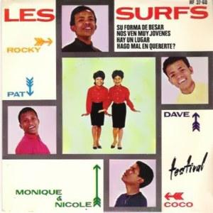 Surfs, Les - HispavoxHF 37-60