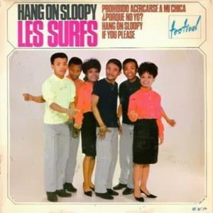 Surfs, Les - HispavoxHF 37-72