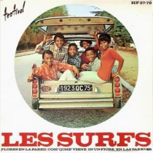 Surfs, Les - HispavoxHF 37-79