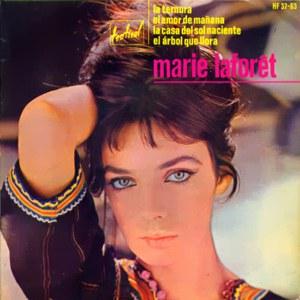 Laforêt, Marie - HispavoxHF 37-63