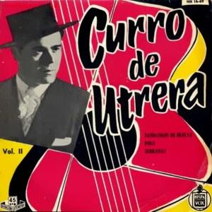 Utrera, Curro De - HispavoxHH 16- 69