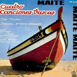 Coro Maitea - HispavoxHH 16- 02