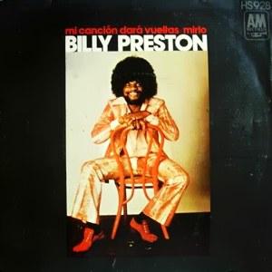 Preston, Billy - HispavoxHS 928
