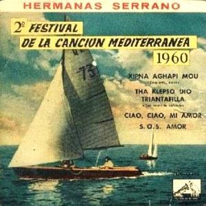 Hermanas Serrano - La Voz De Su Amo (EMI)7EPL 13.498