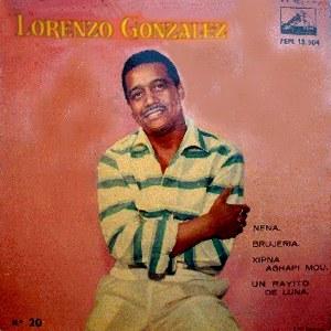 González, Lorenzo - La Voz De Su Amo (EMI)7EPL 13.504