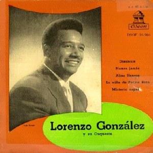 González, Lorenzo - Odeon (EMI)DSOE 16.066