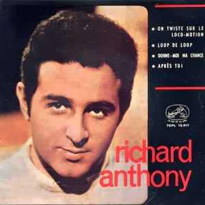 Anthony, Richard - La Voz De Su Amo (EMI) 7EPL 13.917