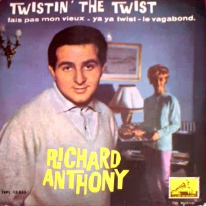 Anthony, Richard - La Voz De Su Amo (EMI) 7EPL 13.833