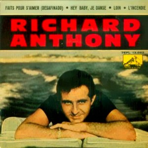 Anthony, Richard - La Voz De Su Amo (EMI) 7EPL 13.862