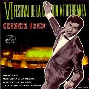 Dann, Georgie - La Voz De Su Amo (EMI)7EPL 14.105