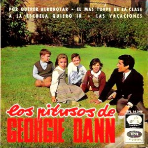 Dann, Georgie - La Voz De Su Amo (EMI)EPL 14.249