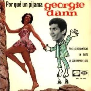 Dann, Georgie - La Voz De Su Amo (EMI)EPL 14.294