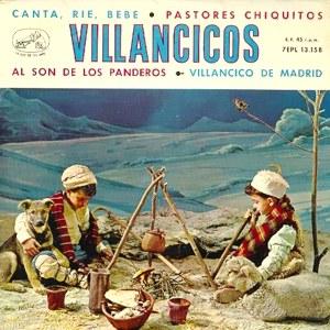Música De Navidad - La Voz De Su Amo (EMI)7EPL 13.158