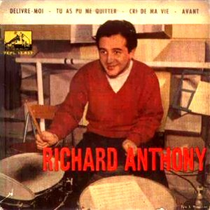 Anthony, Richard - La Voz De Su Amo (EMI) 7EPL 13.837