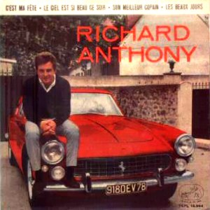 Anthony, Richard - La Voz De Su Amo (EMI) 7EPL 13.994