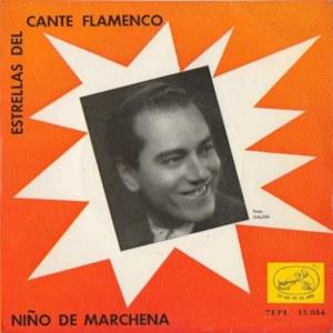 Marchena, Pepe - La Voz De Su Amo (EMI)7EPL 13.084