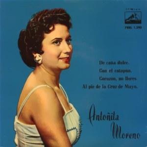 Moreno, Antoñita - La Voz De Su Amo (EMI)7ERL 1.290