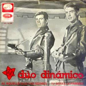Dúo Dinámico - La Voz De Su Amo (EMI)7PL 63.109