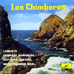 Chimberos, Los - La Voz De Su Amo (EMI)7EPL 13.483
