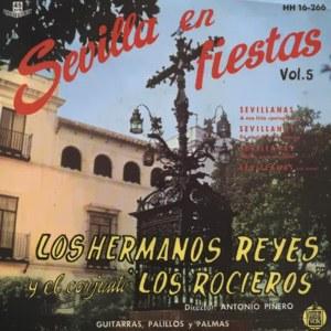 Hermanos Reyes, Los - HispavoxHH 16-266
