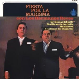 Hermanos Reyes, Los - HispavoxHH 16-513