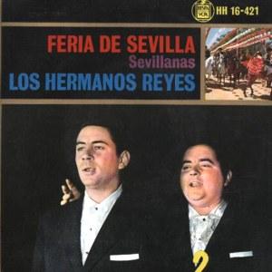 Hermanos Reyes, Los - HispavoxHH 16-421