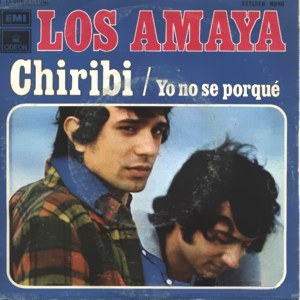 Amaya, Los - Odeon (EMI)J 006-21.106