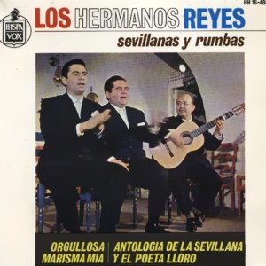 Hermanos Reyes, Los - HispavoxHH 16-485