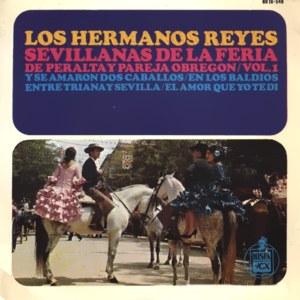 Hermanos Reyes, Los - HispavoxHH 16-540