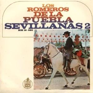 Romeros De La Puebla, Los - HispavoxHH 16-666