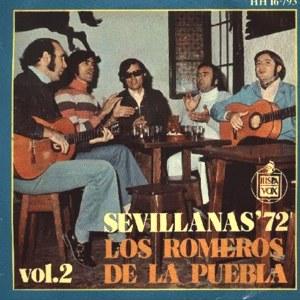 Romeros De La Puebla, Los - HispavoxHH 16-793