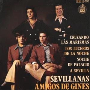 Amigos De Ginés - HispavoxHH 16-797