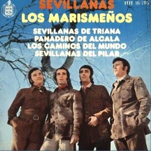 Marismeños, Los - HispavoxHH 16-795