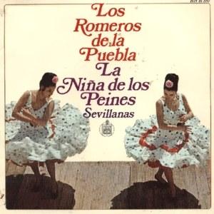 Romeros De La Puebla, Los - HispavoxHH 16-697