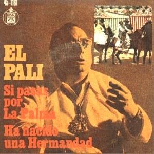 Pali, El - Hispavox45-1161