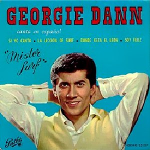 Dann, Georgie - Pathé (EMI)45EMG 25.127