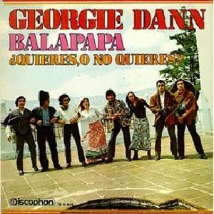 Dann, Georgie - DiscophonS-5105
