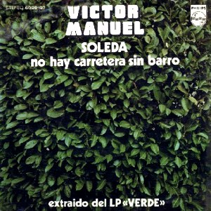 Víctor Manuel - Philips60 29 197
